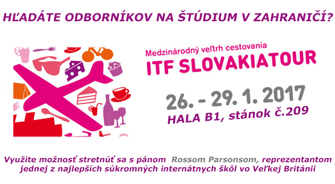 ITF 2017 pozvanka