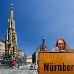 Anička sa do Norimbergu zamilovala