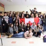 Barbora si v Kanade našla mnohých kamarátov
