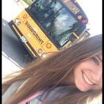 Miška na ceste do školy, Kanada