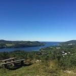 Nádherná krajina Bjugn, Nórsko 19/08/2016