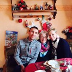 Robko, Nemecko, Vianoce 2015