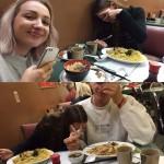Sophia pri veselom obede, Kanada