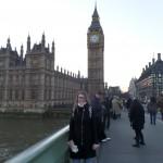 Zdenka v Londýne, Veľká Británia 9/5/2016