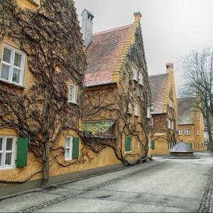 nemecko augsburg